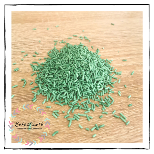 Vermicelli - Forest Green