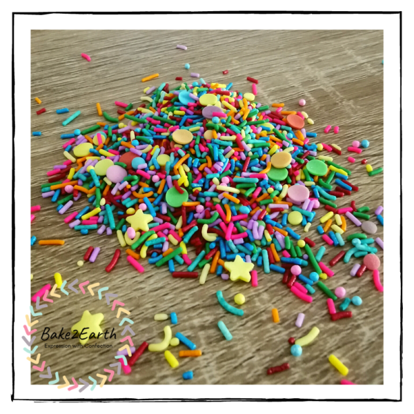 Themed Sprinkles - Fiesta