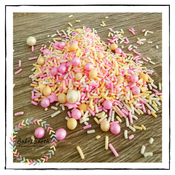Themed Sprinkles - Girly Girl