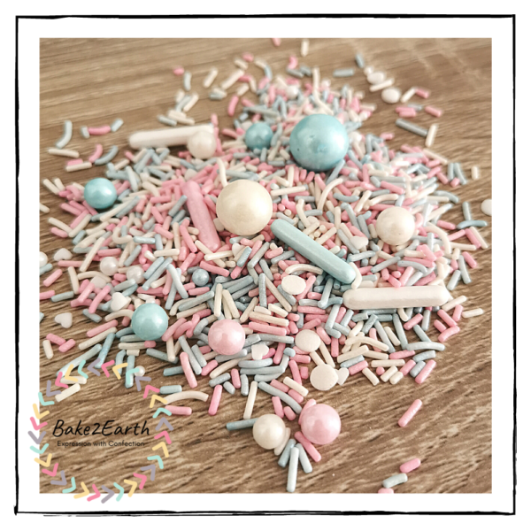 Themed Sprinkles - Cotton Candy NEW
