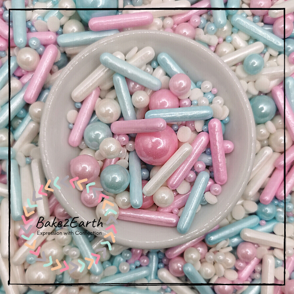 Pearls, Rods and Confetti Mix